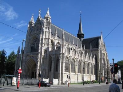 Bxl,_Eglise_Notre-Dame_du_Sablon