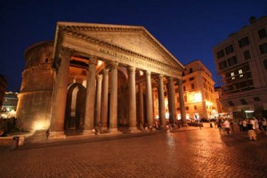 pantheon roma copy